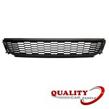 Front Bumper Grille Centre Lower Vw Polo 2009-2014 Brand New High Quality