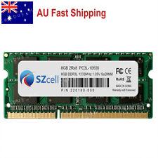 AU 8GB 16GB PC3L-10600S 1333MHz Memory for MacBook Pro 2011 A1286 A1278 A1297