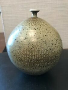 Masipal 396 Design Vase 60s Vintage artpottery Midcentury MCM Studiopottery