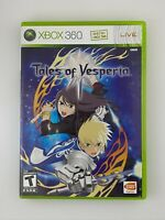 Tales of Vesperia - Xbox 360 Game - Complete & Tested
