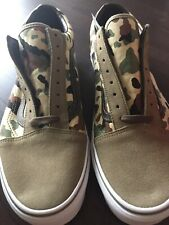 0b0ebef819145 Wear The Rare Vans Size 12 Camo Limited Edition Rare Camo Print.