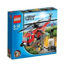 NEW LEGO CITY Fire Helicopter 60010 Firefighter Plane Power Functions Winch NIB
