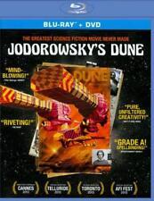 JODOROWSKY'S DUNE NEW BLU-RAY/DVD