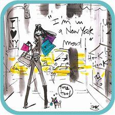Izak carte d'anniversaire-the new york mood