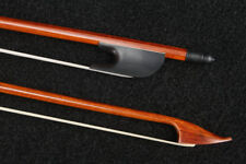 Barockbogen für Geige Violine Baroque Violin Bow Pernambuco 715MM 44g-47g