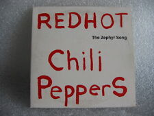 RED HOT CHILI PEPPERS - The Zephyr Song - Mexican Ultra Rare Promo CD 1 track