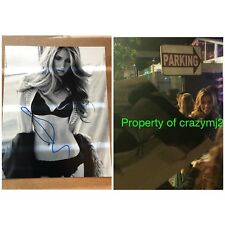 Dawn Olivieri Signed Sexy Picture Wolverine  Bright 8x10 Autograph Exact Proof