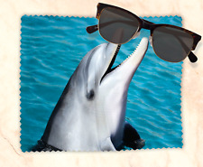 Dolphin Sunglasses Reading Lens Mobile Phone Microfiber Cleaning Cloth