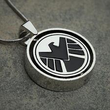 Marvel Comics Agents of Shield S.H.I.E.L.D. vs Hydra Allegiance Pendant Necklace