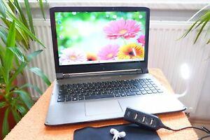Medion S6212T l 15 Zoll HD l SSD NEU l Windows 10 64 l 8GB RAM l USB3 HDMI DVDR