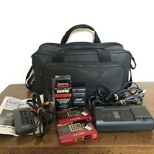 Sony Ccd-Tr700 Accessory Lot Bundle Ac-V35 Charger Batteries Remote No Camcorder