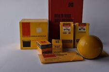 Vintage Kodak Darkroom Developing kit 70s 80s