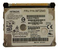 IBM Thinkpad x41 30GB 1.8in ATA100 Hard Drive 39T2543
