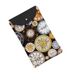 Phone/Sunglasses/Passport Case - CLOCKS -  Handcrafted by Graggie Australia*GA