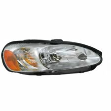 Headlight Headlamp Passenger Side Right RH NEW for 01-02 Sebring Stratus Coupe