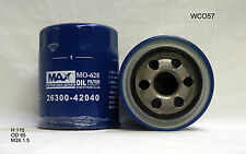 Wesfil Oil Filter WCO57 fits Kia K2700 2.7 Cab Chassis (PU), 2.7 Cab Chassis ...