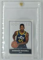2017-18 Panini Rookie Sticker Donovan Mitchell RC #368, Utah Jazz