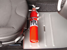 RENNLINE 01+ MINI COOPER FIRE EXTINGUISHER MOUNT SILVER