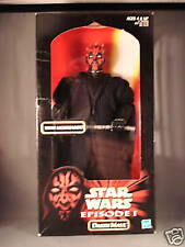 Star Wars Episode I Darth Maul with Light Saber 12 inch