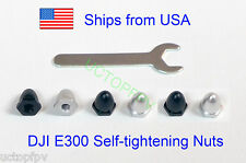 DJI E-series E300 6x CNC Self-tightening Nuts w/ Wrench for F550 F450 Zenmuse