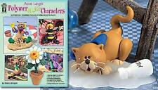 ANNIE LANG'S POLYMER CLAY CHARACTERS-Sculpey/Fimo/Premo Craft Idea Book-Animals