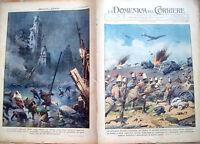 425) 1940 TERREMOTO DI BUCAREST E ITALIANI NELLA BATTAGLIA DI GALLABAT IN SUDAN