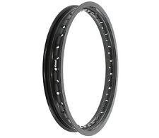 Rising Sun Aluminum Motorcycle Wheel Rim - Black - 40 Hole - 1.85 x 18