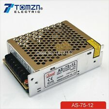 75W 12V Small Volume Single Output Switching power supply