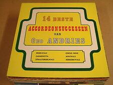 ACCORDEON LP / 14 BESTE ACCORDEONSUCCESSEN VAN GEO ANDRIES