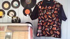 Rockabilly Rock 'n Roll bowling shirt SHOES HANDBAGS retro dancewear s16?