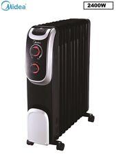 New Midea 2400w Portable Electric Oil Column Heater