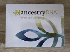 AncestryDNA Genetic Testing DNA Test Kit - Ancestry Genealogy -All Fees Included