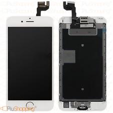 Display iPhone 6s assemblato completo Fotocamera Tasto Home Altoparlante Bianco