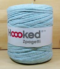 Hoooked `Zpagetti Baby Blau/Blue meliert Ton` Neu, Häkeln,Stricken Hooked 708