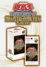 Japanese Yu-Gi-Oh、20th Anniversary Pack 2nd Wave Booster Box Sealed