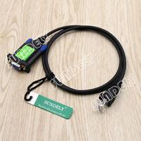 Programming cable Motorola radio CM300 GM300 CDM1250 M1225 MAXTRAC CDM1550