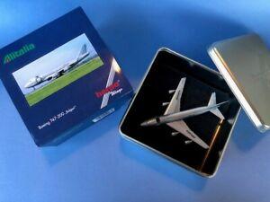 "Alitalia ""Bulgari"" Special livery 747-200, Herpa 1:500 scale diecast"