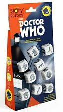 DOCTOR WHO BBC RORYS STORY CUBES FAMILY FUN GAME