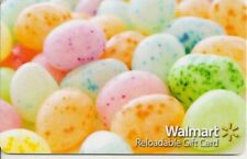 WalMart Easter Jelly Beans Colorful Speckled Yummy! 2014 Gift Card FD-40035