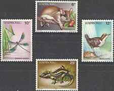 Timbres Animaux Luxembourg 1118/21 ** lot 18761