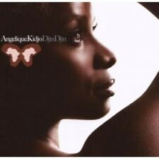 ANGELIQUE KIDJO - DJIN DJIN (FEAT. PETER GABRIEL UVM) CD 15 TRACKS POP NEW!
