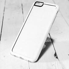 Colorant blanc Sublimation iPhone 6, plus blanc téléphone étui plastique + insert-ip6pk01w
