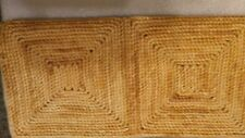 Marcus Brothers Italy  Straw Woven Clutch Purse Handbag