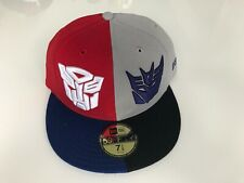 New Era X TRANSFORMERS *rare* Revenge Of The Fallen 59fifty Cap