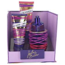 Girlfriend Perfume JUSTIN BIEBER Gift Set,3.4 oz E.D.Spray,3.4 oz Body Lotion+