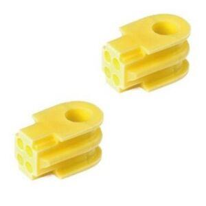 2PU Front Sway Bar Bushings 2-01-2656 compatible/w NISSAN SENTRA /VERSA ID 22 mm