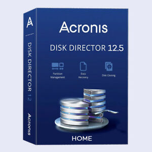 Acronis Disk Director 12.5 [Latest] + BOOT CD ISO Download ✔️ ᒪifetime Κey