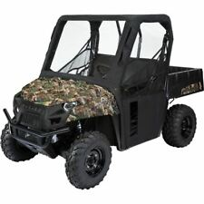 Polaris Ranger Mid-Size 400 570 EFi 800 EFi EV QuadGear Black UTV Cab Enclosure