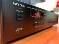 ROTEL RDA-975 Quality 5.1 Channels Dolby Digital Surround Adapter