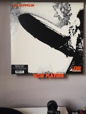 Now Playing Vinyl Record Display Shelf LP CD DVD Blu-ray Stand